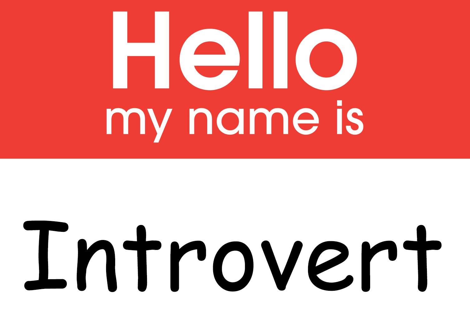 An Introvert Blogger